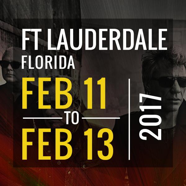 Bon Jovi Runaway Tours Ft Lauderdale